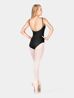 Adult Camisole Leotard with Padded Cups