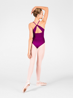 Adult Drape Back Camisole Leotard