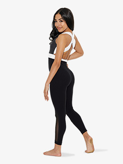 Girls Move Full-Length Tank Dance Unitard