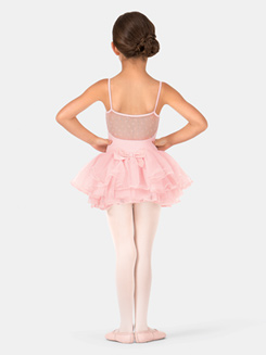 Child 3-Layer Velvet Ribbon Tutu