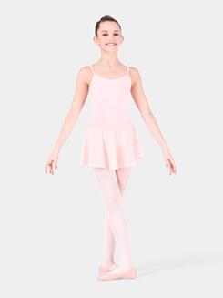 Child Cotton Blend Camisole Dance Leotard