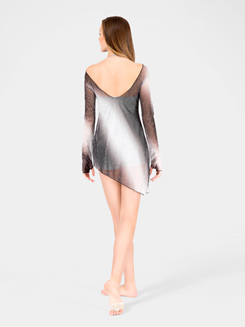Adult Mesh Tunic with Glitter