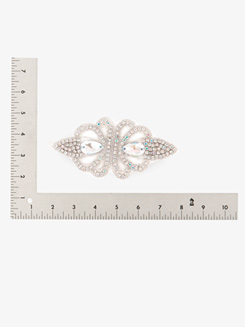Hot Fix Iron On Rhinestone Applique