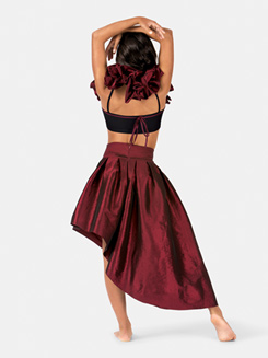 Adult High-Low Full Skirt