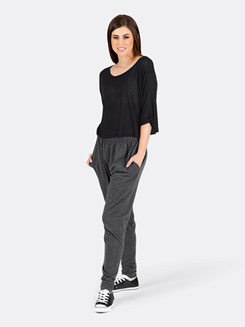 Adult Harem Pull-On Sweatpant