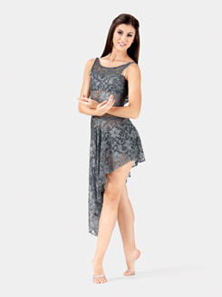Adult Long Tank Dress