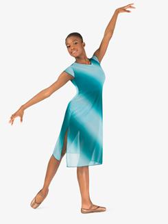 a560508e3c3 was $96.50, Double Platinum Womens Plus Size Performance Velvet Open Front  Dress