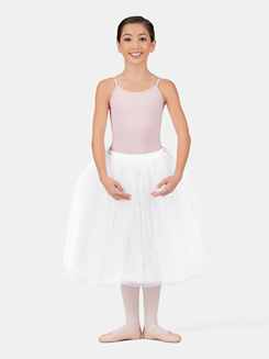 Classical Length Child Tutu Skirt