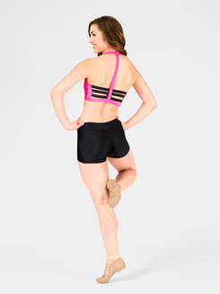 Adult Booty Short With Banded Waist