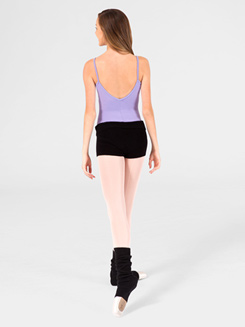 Adult Knit Warm-Up Dance Shorts