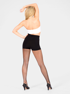 High Waist Adult Sailor Dance Short