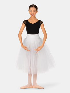 Child Fasten Back Romantic Tutu