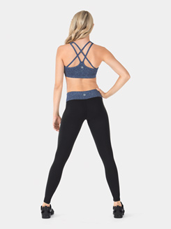 Adult Marley Two-Tone Classic Leggings