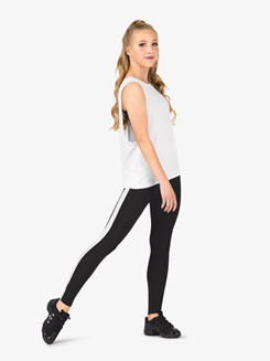 Womens Active Wrap T-Back Tank Top