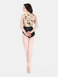 Tank Flocked Leotard