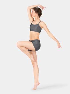 Adult 2.5 Inseam Dance Shorts