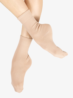 Womens Compression Dance Socks