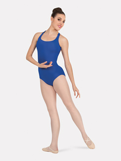 Adult Tank Crisscross Back Leotard