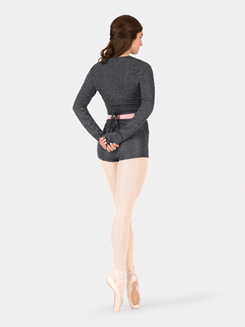 Adult Tiler Peck Wrapped Crop Sweater