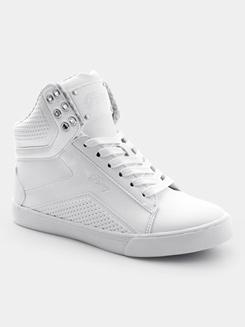 2184a2d2 Double Platinum Adult Hi-Top Sequin Sneaker Item: CHUXHI