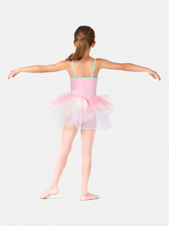 Girls Camisole Starburst Tutu Dress