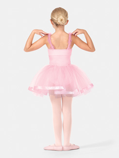 Girls Tank Starburst Tutu Dress