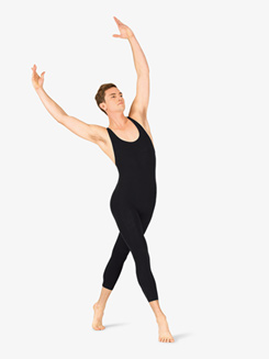 Mens Dance Cotton Tank Unitard