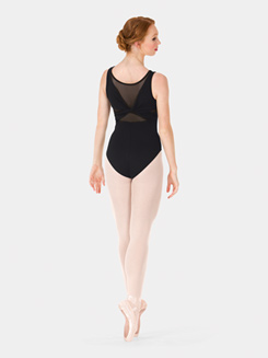 Adult Tatiana Knot Back Tank Leotard