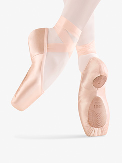 Womens Dramatica II Satin Split Sole Pointe Shoes