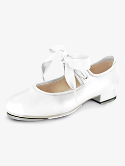 Womens Annie Tyette Ribbon Tie Tap Shoes