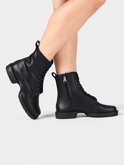 Adult Split Sole Combat Boot