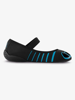 Womens Rubber Sole Barre Shoe
