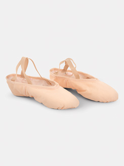 Adult Tendu Split-Sole Canvas Ballet Slipper