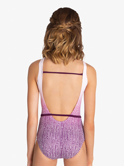 Girls Tallulah Ombre Tank Leotard