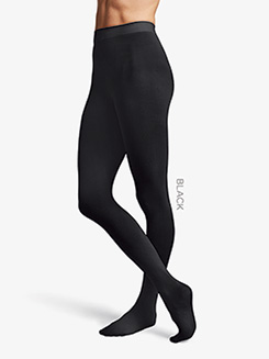 Ladies Contoursoft Footed Ballet Tights