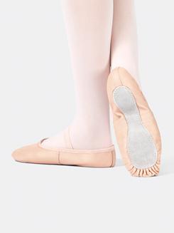 Economy Adult Full Sole Ballet Slipper
