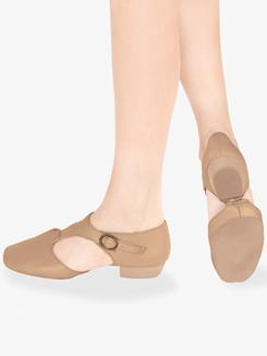 Child Leather Grecian Teaching Sandal