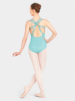 Adult Adjustable Back Spotlight Camisole Leotard