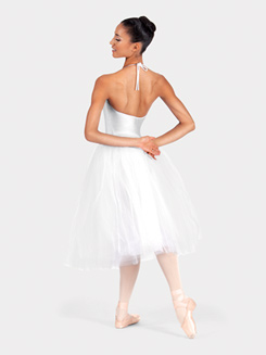 Adult Sylphide Halter 5 Layer Tutu Dress