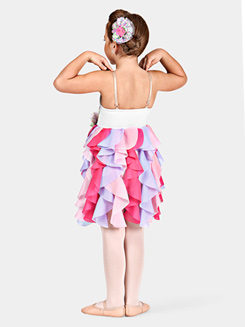 Thumbelina Girls Spiral Dress