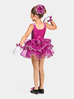 Party Girl Girls Tutu Dress
