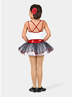 Dancin Dots Girls Tutu Dress