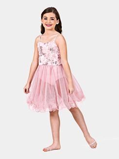 Shall We Dance Girls Tutu Dress