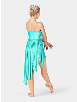 Falling for You Adult Hi-Lo Dress