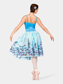 Love Story Adult Romantic Tutu Dress