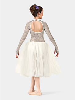The Voice Within Girls Romantic Tutu Dress
