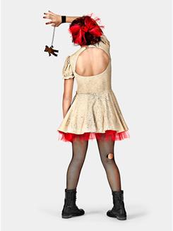 Zombie Jamboree Womens Costume Set