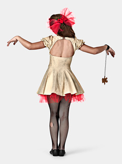 Zombie Jamboree Girls Costume Set