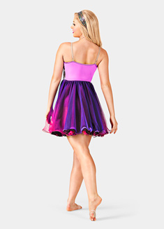 Cover Girl Adult Ombre Dress
