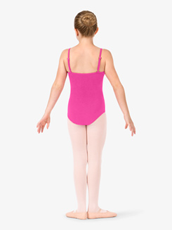 Girls V-Front Camisole Leotard